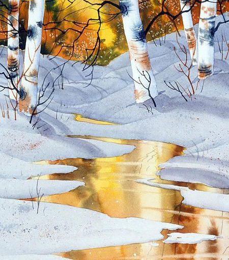 韋瓦第四季協奏曲中的季節聲繪-冬