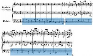 Bach Passacaglia Basso