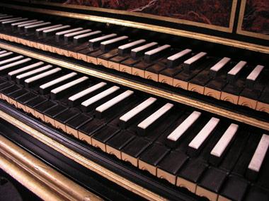 鍵盤上的協奏|巴哈:F大調義大利協奏曲BWV 971