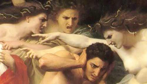驚駭的樂音|葛路克(G.W. Gluck, 1714-1787):復仇女神之舞
