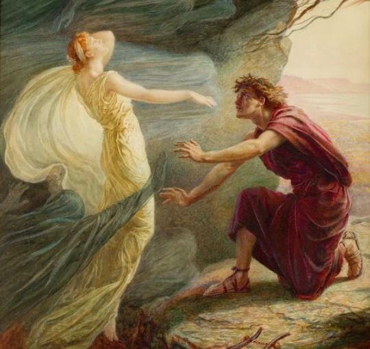 祝福送行的旋律|葛路克(G.W. Gluck, 1714-1787):祝福精靈之舞