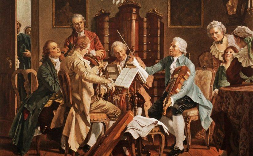 海頓(F.J. Haydn, 1732-1809):C大調弦樂四重奏「皇帝」Op. 76 No. 3