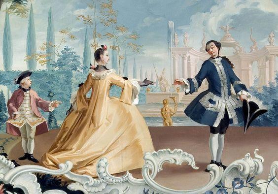 優雅的小步舞曲|包凱里尼(L.R. Boccherini, 1743-1805):E大調弦樂五重奏(Op. 11, No. 5)第三樂章