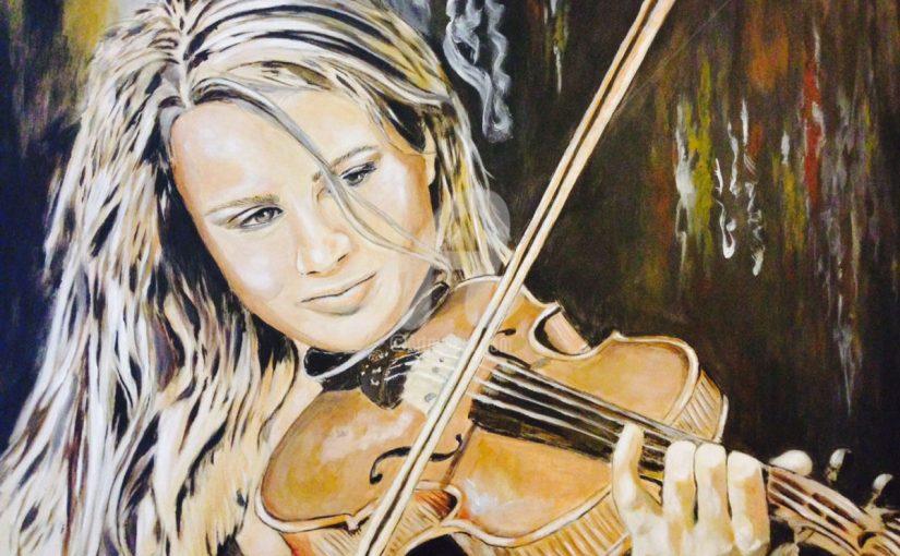 台灣小提琴之星-王子欣(Sophie Wang)|布魯赫(M. Bruch, 1838-1920):g小調第一號小提琴協奏曲Op. 26