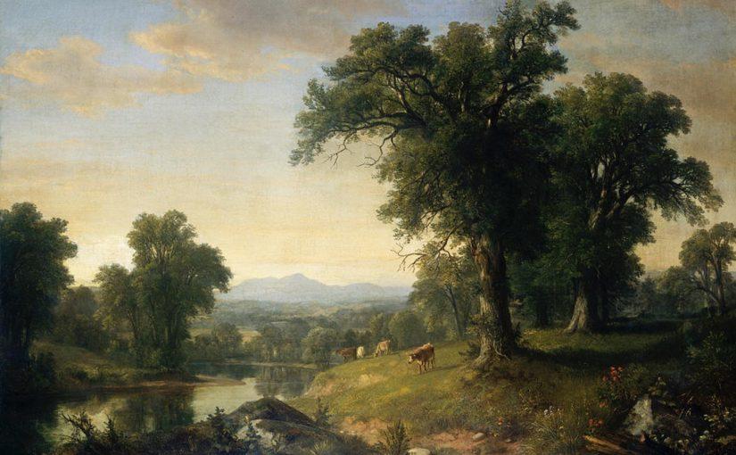 表達感覺更勝於寫景|貝多芬(Beethoven, 1770~1827):C大調第六號交響曲「田園(Pastoral)」 Op. 68