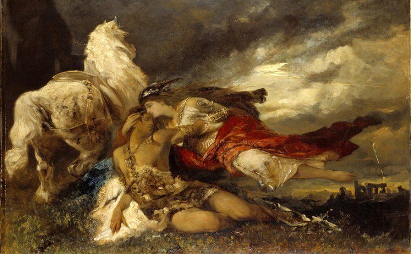 貝多芬(Beethoven, 1770~1827):第三號交響曲「英雄(Eroica)」第一樂章