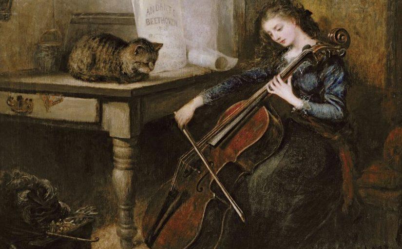 巴哈(JS Bach, 1685-1750):第六號無伴奏大提琴組曲BWV1012