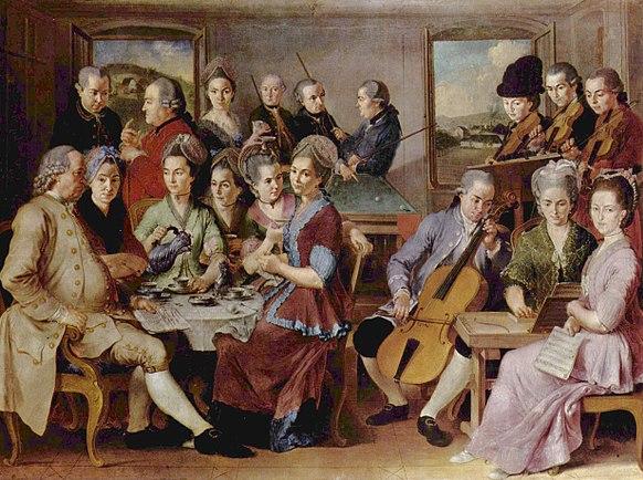 包凱里尼(Boccherini, 1743-1805):第九號降B大調大提琴協奏曲G. 482