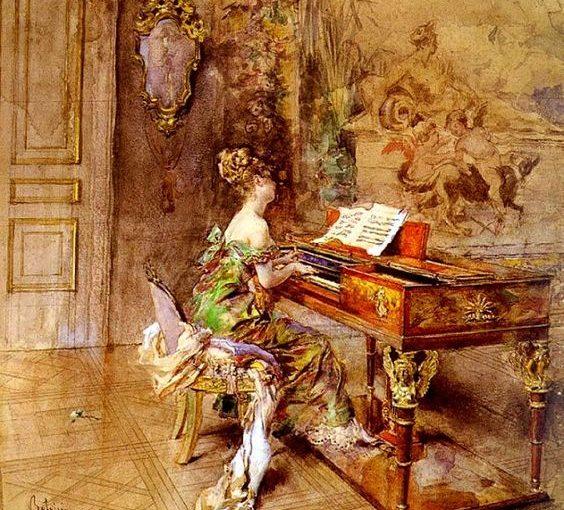 貝多芬(Beethoven, 1770~1827):E大調第三十號鋼琴奏鳴曲 Op. 109第三樂章