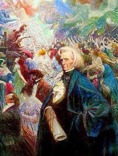 固定樂思(idée fixe)|白遼士(Berlioz, 1803-1869):幻想交響曲(Symphonie fantastique) H.48