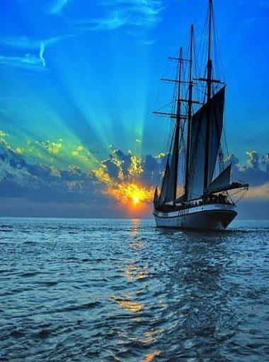 孟德爾頌(Mendelssohn, 1809-1847):序曲「平靜的海與幸運的航程(Meeresstille und glückliche Fahrt)」Op.27