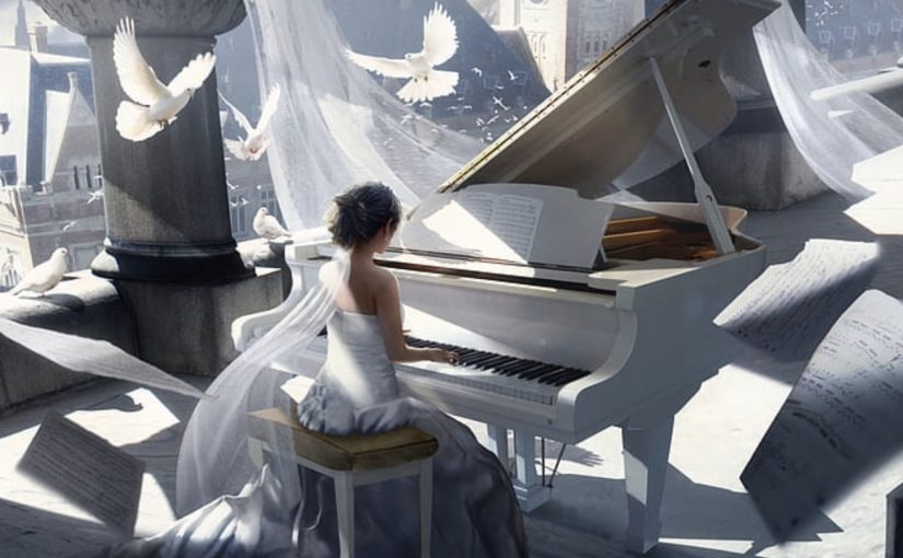 莫札特(Mozart, 1756-1791):第三號d小調幻想曲(Fantasia in D minor) K. 397