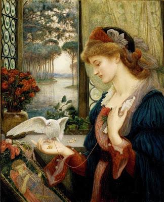 塞巴斯蒂安•伊拉迪爾(Sebastián Yradier, 1809-1865):鴿子(La Paloma)