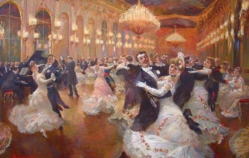 維也納圓舞曲|藍納(Josef Lanner, 1801-1843):宮廷舞會圓舞曲(Hofballtanze) Op.161
