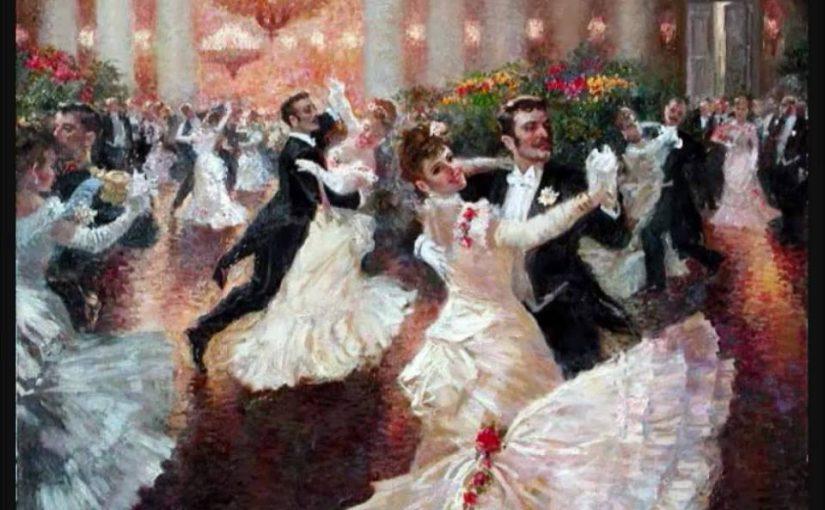 葛令卡(Mikhail Glinka, 1804-1857):幻想圓舞曲(Waltz-Fantasia)