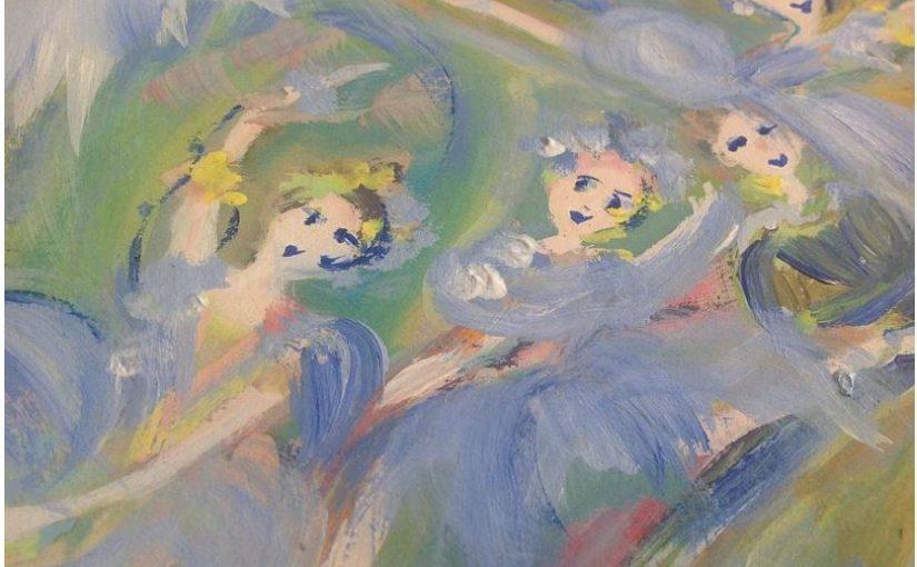 約翰.史特勞斯(Johann Strauss, 1825-1899):藍色多瑙河圓舞曲(An der schönen blauen Donau) Op. 314