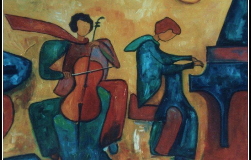 葛利格(Grieg, 1843-1907):a小調大提琴奏鳴曲Op.36