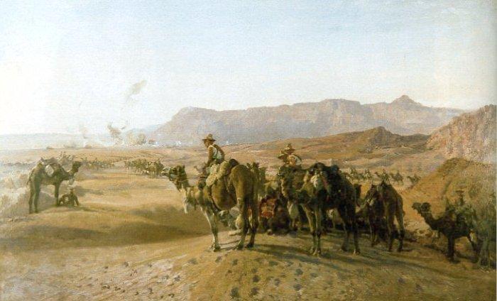 鮑羅定(Borodin, 1833-1887):交響詩「中亞草原(In the Steppes of Central Asia)」