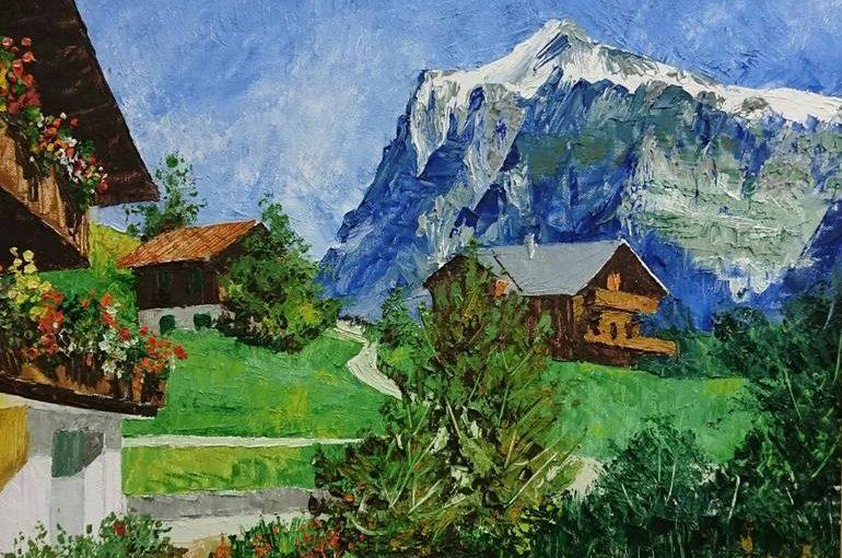 李斯特(Liszt, 1811-1886):巡禮之年-第一年:瑞士(Années de pèlerinage-Première année: Suisse ) S.160