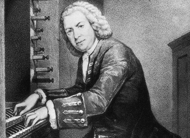 巴哈神秘的音樂殿堂-巴哈的生平、作品及管風琴