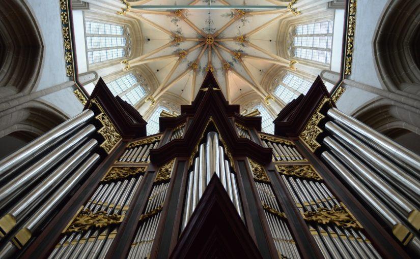 沃夫岡.盧布森(Wolfgang Rübsam)管風琴大師音樂會導聆(二)|第四號E小調三重奏鳴曲,巴哈作曲編號528