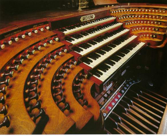 沃夫岡.盧布森(Wolfgang Rübsam)管風琴大師音樂會導聆(三)|巴哈(JS Bach, 1685-1750):上主,上帝的聖靈 BWV 671