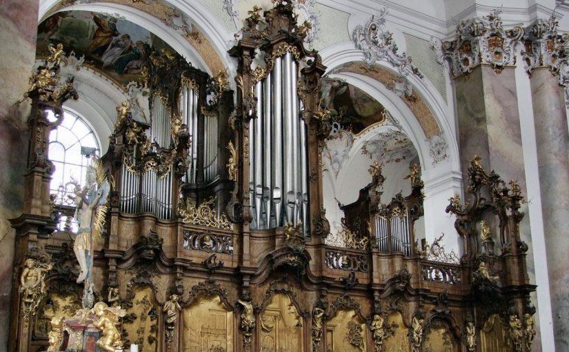 沃夫岡.盧布森(Wolfgang Rübsam)管風琴大師音樂會導聆(五)|巴哈(JS Bach, 1685-1750):F大調牧歌,巴哈作曲編號590
