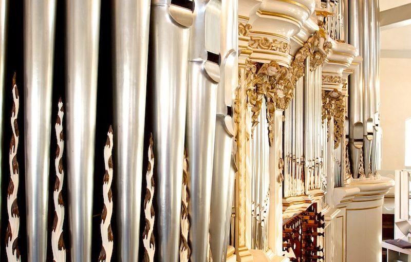 沃夫岡.盧布森(Wolfgang Rübsam)管風琴大師音樂會導聆(六)|巴哈(JS Bach, 1685-1750):C小調巴沙迦利亞,巴哈作曲編號582