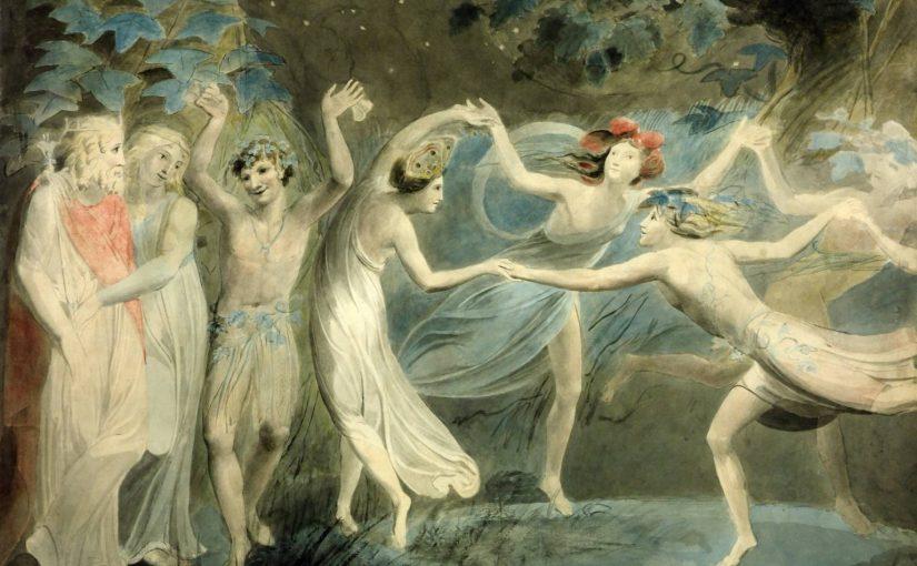孟德爾頌(Mendelssohn, 1809-1847):仲夏夜之夢序曲(Ouverture Ein Sommernachtstraum)