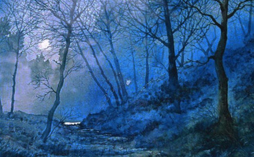 孟德爾頌(Mendelssohn, 1809-1847):仲夏夜之夢-夜曲(Ein Sommernachtstraum – Nocturne)