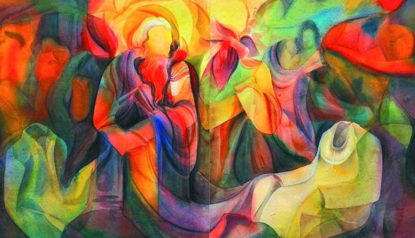 """庫宜(César Antonovich Cui, 1835-1918):24首小提琴小品 """"萬花筒"""" 中的第九首「東方曲」(24 Morceaux pour violon """"Kaléidoscope"""", Op.50 No.9 """"Orientale"""")"""
