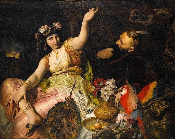 林姆斯基.高沙可夫(Rimsky-Korsakov, 1844-1908):交響組曲《天方夜譚》(Shéhérazade) Op.38 (四)