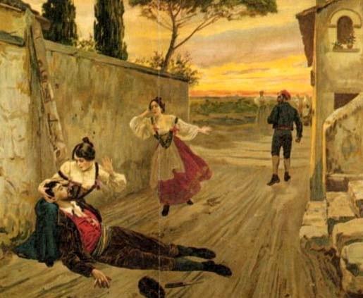 馬斯康尼(Pietro Mascagni, 1863-1945):歌劇《鄉村騎士》間奏曲( Opera Cavalleria Rusticana: Intermezzo)