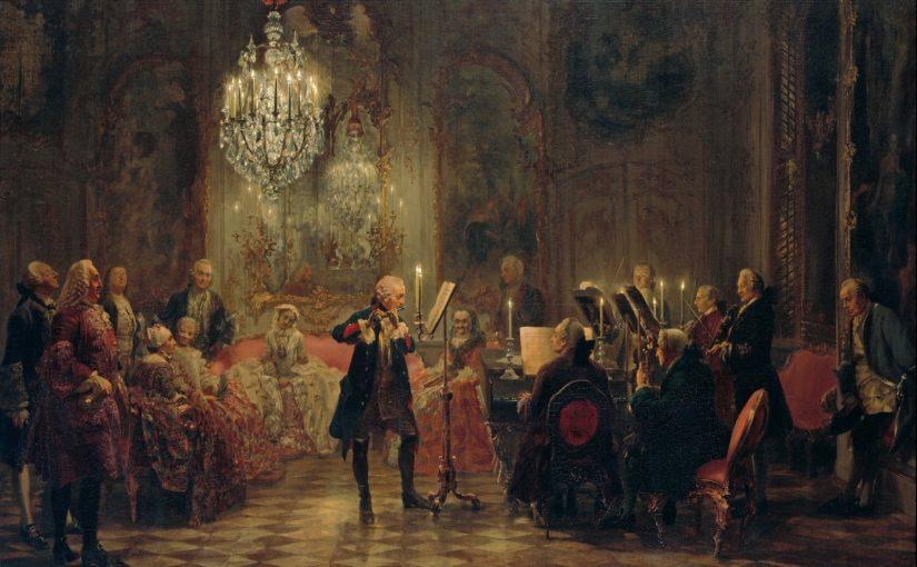 佛瑞(Fauré 1845-1924):鋼琴及管弦樂團的敘事曲(Ballade for piano and orchestra) Op.19