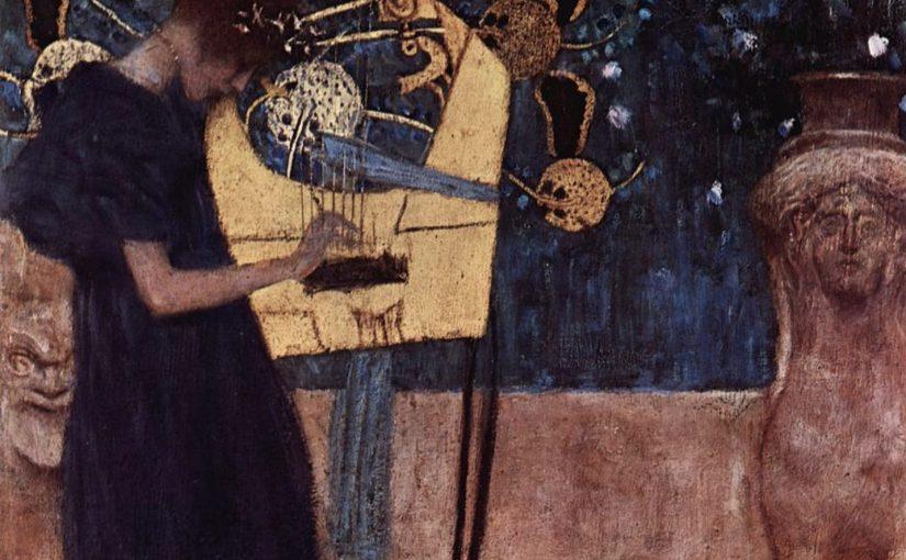 德布西(Claude Debussy, 1862-1918):神聖舞曲及世俗舞曲(Danse sacrée et danse profane)