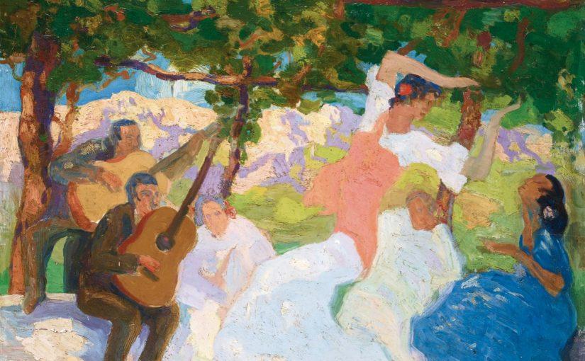 法雅(Manuel de Falla, 1876-1946):第一首西班牙舞曲 (Danza Espanola No.1)