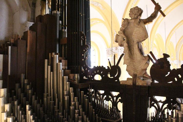 菲力克斯•孟德爾頌•巴爾托蒂 (1809-1847):第六首管風琴奏鳴曲 d小調,作曲編號65/6