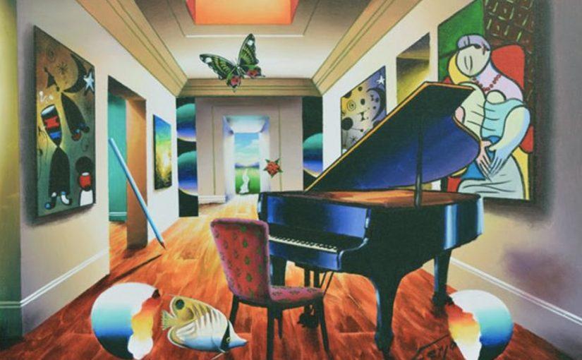 舒曼(Schumann, 1810-1856):g小調第二號鋼琴奏鳴曲 Op.22