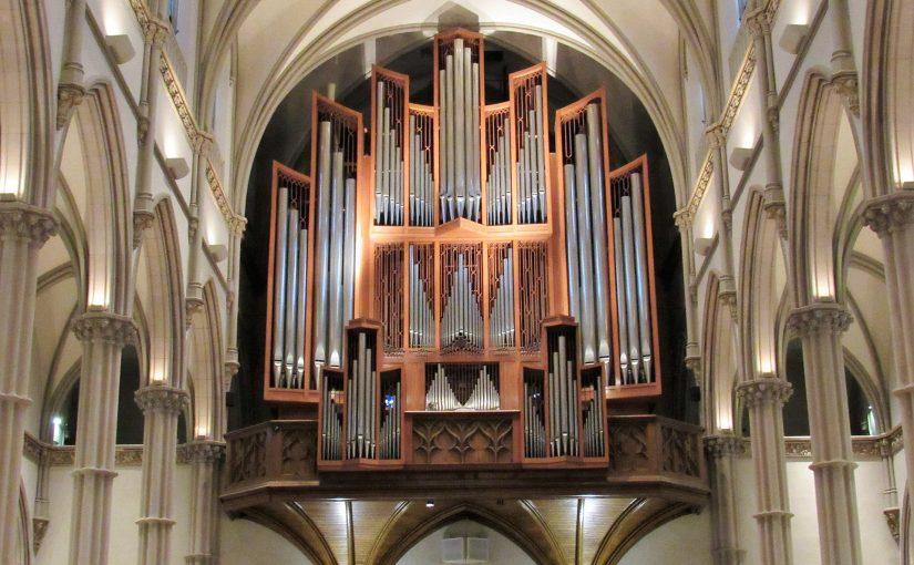 """優裡烏斯•羅伊布克(Julius Reubke, 1834-1858):管風琴奏鳴曲 """"第94號詩篇""""c小調"""