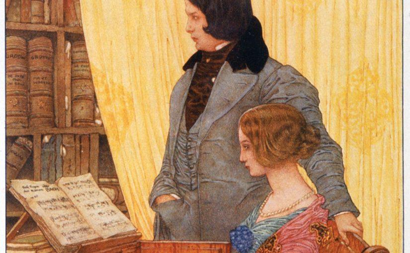 舒曼(Schumann, 1810-1856):a小調鋼琴協奏曲 Op. 54