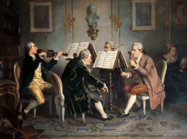 貝多芬(Beethoven, 1770-1827):第十四號升c小調弦樂四重奏Op. 131