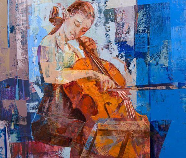 貝多芬(Beethoven, 1770~1827):D大調第五號大提琴與鋼琴的奏鳴曲 Op. 102 No. 2