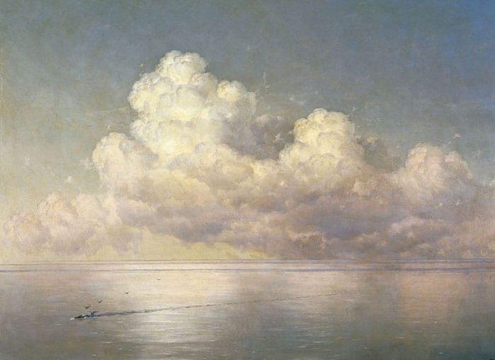 德布西(Claude Debussy, 1862-1918):夜曲-雲(Nocturnes-Nuages)