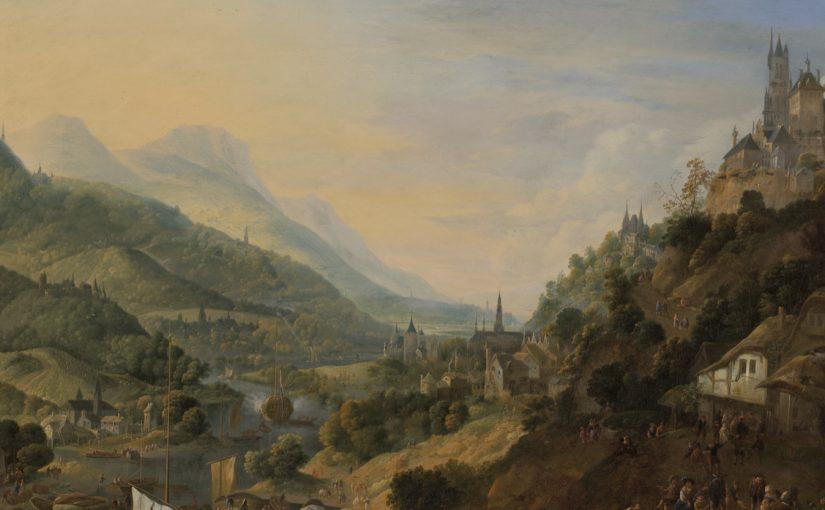 舒曼(Schumann, 1810-1856):第三號交響曲「萊茵Rheinish」Op. 97