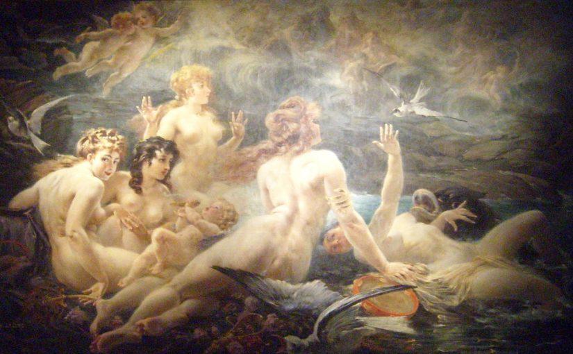 德布西(Claude Debussy, 1862-1918):夜曲-海妖(Nocturnes – Sirènes)