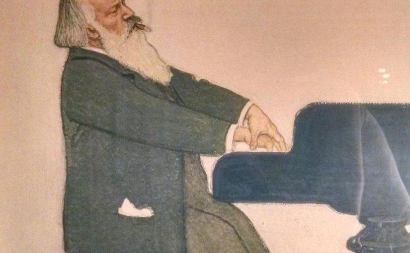 布拉姆斯(Brahms, 1833-1897):七首幻想曲之二「間奏曲」Op. 116 No. 2