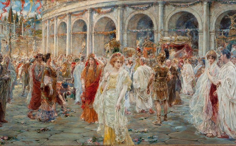 雷史畢基(Ottorino Respighi, 1879-1936):交響詩「羅馬節日」(Roman Festivals)