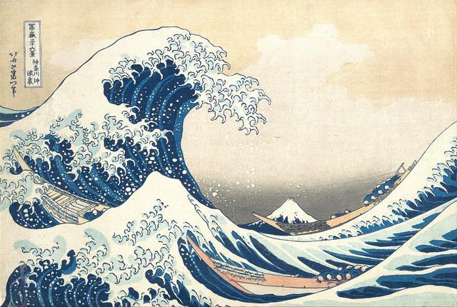 德布西(Claude Debussy, 1862-1918):三首交響樂素描「海」(La Mer)