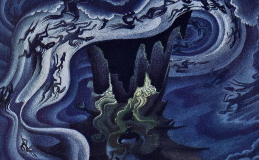 穆索斯基(Mussorgsky, 1839-1881):交響詩「荒山之夜」(Night on Bald Mountain)