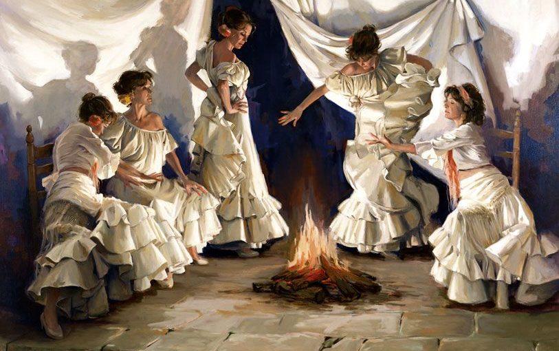 法雅(Manuel de Falla, 1876-1946):火祭舞(Danza ritual del fuego)